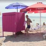 Damskie ciuszki - plażowy kawał