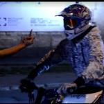 Stunty motocyklowe - tak bawią się najlepsi!