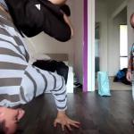 Gdy tatuś jest zawodowym breakdancerem...