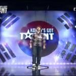 """Bezdomny w koreańskim """"Mam Talent"""""""