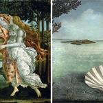 José Manuel Ballester wycina postaci z klasycznych obrazów