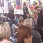 Tłum w Gdański szturmuje Lidla!