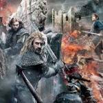 """""""Hobbit - Bitwa Pięciu Armii"""""""
