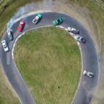 Drift na 12 samochodów