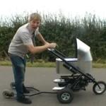Turbowózek - wychowanie dzieci nie musi być nudne!