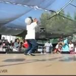 Niesamowite breakdance'owe dzieciaki
