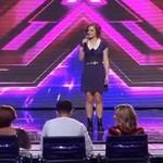 """Dziewczyna zachwyciła talentem w """"X Faktorze"""""""
