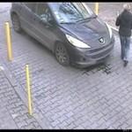 Mistrzyni parkowania - ratuj się, kto może!