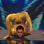 """Kobieta-guma w amerykańskim """"Mam Talent""""!"""