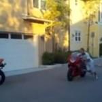 Transport motocykla - robisz to źle!