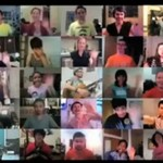 Piosenka z kamerek internetowych - świetnie poskładana!