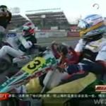 Kubica i Alonso ścigają się... NA GOKARTACH!