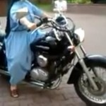 Zakonnica na motorze
