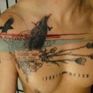 XOIL - artysta tatuażu