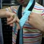 Najszybsza metoda wiązania krawata