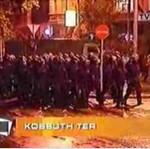Brutalna akcja policji na Węgrzech