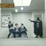 Darth Vader kontra japońska policja