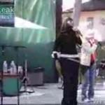 Muzułmanka rapuje jak Snoop Dogg
