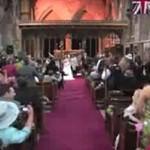 Kapitalny flashmob na ślubie!