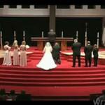 Świadek zemdlał na ślubie!