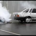 Samochód do produkcji chmur