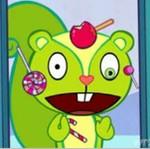 Cukiereczek kocha słodycze