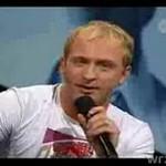 """Borys Szyc śpiewa """"Purple Rain"""""""