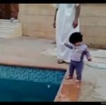 Nauka pływania po arabsku - KOSZMAR!