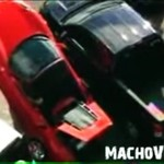 Ferrari - WPADKA przy rozładunku!