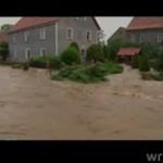 Zagraniczne media o powodzi w Polsce