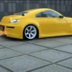 Drift samochodem-zabawką