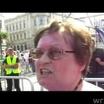 Fanka Palikota i fani Kaczyńskiego - ŁĄCZONY WIEC!
