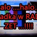 Wpadka w Radio Zet - k*rwy latają jak pociski!