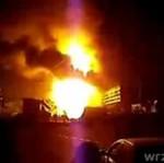 Wybuch gazociągu w Rosji - CO ZA EKSPLOZJA!