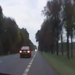 Idiota z BMW (Obwodnica Lubartowa)
