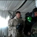 Tresura amerykańskich żołnierzy