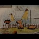 Karteczkowa animacja - genialne