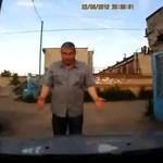 Pijany Borys zezłościł kierowcę
