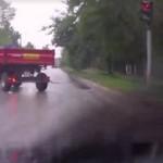 Jazda w Rosji - czerwiec 2014