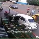 Zbiegli z miejsca wypadku!