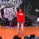 Mistrz breake'a (wideo z Korei!)