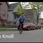 Tim Knoll i jego niesamowite tricki na BMX-ie