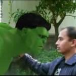 """""""Hulk"""" w wersji Bollywood - BOSKIE!"""