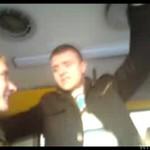 """Kulturalna"" gadka w autobusie"