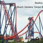 Najstraszniejsze rollercoastery na świecie!