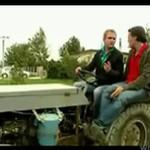 Wywiad z traktorzystą - WPADKA!