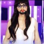 Cyber Marian komentuje Conchitę Wurst