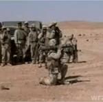 Wpadka żołnierza