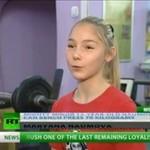 12-latka pobiła rekord na siłowni