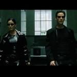 """Kultowe strzelaniny z """"Matrixa"""" z amatorskim dźwiękiem"""